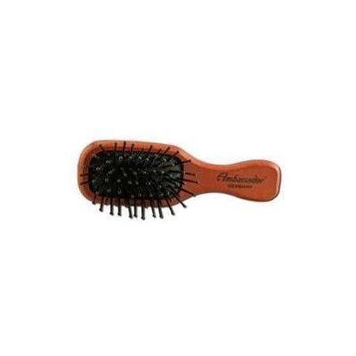 Fuchs Child/ Adult Toothbrushes Hairbrush Beechwood Mini Plastic Pins 5126 1 Unit