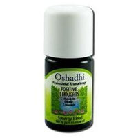 Oshadhi - Professional Aromatherapy Positive Thoughts Synergy Blend Essential Oil - 5 ml.