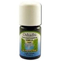 Oshadhi - Vanilla Extract 5x Certified Organic Essential Oil - 1 ml.