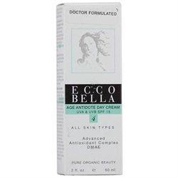 Frontier Ecco Bella MD Formulated Age Antidote Day Cream 2 oz