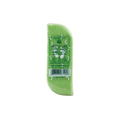 Earth Therapeutics Pedicure Pumice Sponge - 1 Sponge