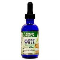 Liquid Health - Sleep Well Drops - 2.03 oz.
