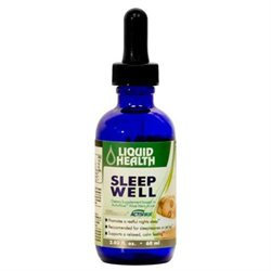 Liquid Health - Sleep Well Drops - 2.03 oz.