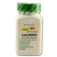 Heel BHI Calming Homeopathic Medication - 100 Tablets