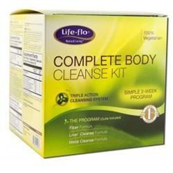 Life Flo Life-Flo Complete Body Cleanse Kit - 1 Kit