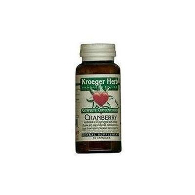 Kroeger Herb Cranberry 18% 90 Capsules