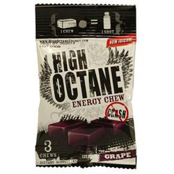 To Go Brands,inc. To Go Brands High Octane Energy Chews Grape - 3 Chewables