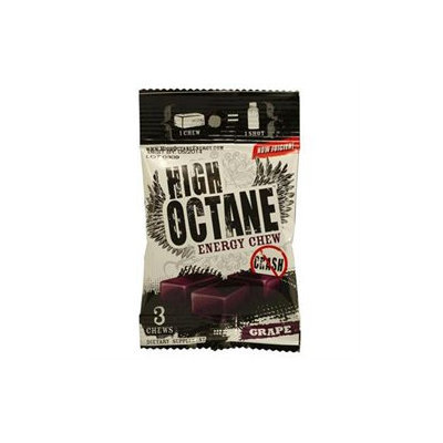 To Go Brands,inc. To Go Brands High Octane Energy Chews Grape - 3 Chewables
