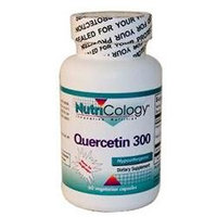 Nutricology - Quercetin 300 - 60 Vegetarian Capsules