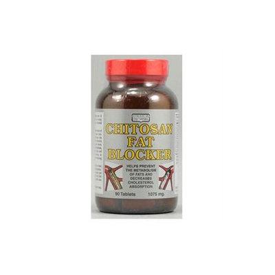 Only Natural - Chitosan Fat Blocker 1075 mg. - 90 Tablets