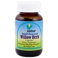 Pronatura Small Flowered Willow Herb - 60 Softgel Capsules