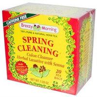 Breezy Morning Teas Spring Cleaning Herbal Tea 20 Tea Bags