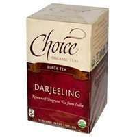 Choice Organic Teas Black Tea, Darjeeling, 16 bags