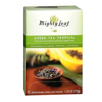 Mighty Leaf Tea Green Tea Pouches