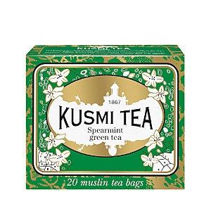 Kusmi Spearmint Tea Bags, Pack of 20