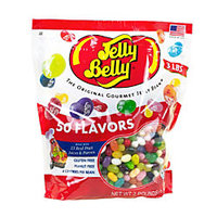 Jelly Belly 50-flavor Jelly Bean Assortment - 3-lb