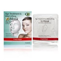 Purederm Age Treatment Vital Lifting 3D Mask 3 Sheets