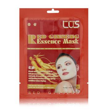 Lus Red Ginseng Essence Mask 1 Sheet