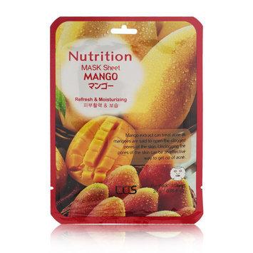 Lus Nutrition Mask Sheet Mango 1 Sheet
