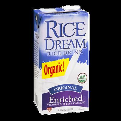 Rice Dream Rice Drink Original Organic