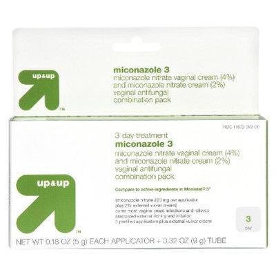 up & up up&up Miconazole Viginal Antifunal Cream 3 Day Treatment - 0.32 oz
