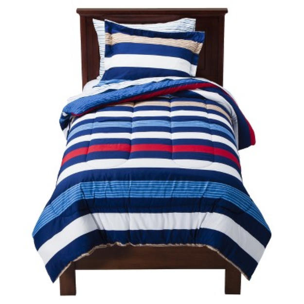 Rugby Stripe Bed Set - Toddler by Circo
