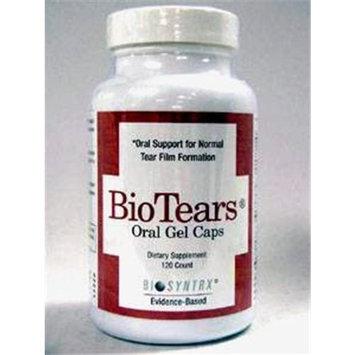 Biosyntrx Bio Tears Oral Gel Caps for Dry Eye, 120 count