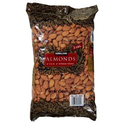 Kirkland Signature Kirkland Almonds