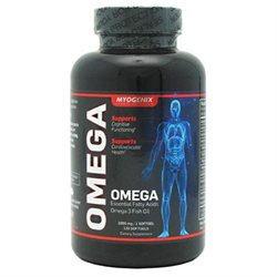 Myogenix 4280064 Omega Fish Oil 240 Softgels