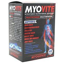 Myogenix Myovite Multivitamin Packets, 44 ea