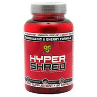 BSN Hyper Shred Capsules - 90 Count