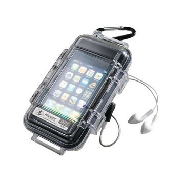 Pelican 1015-015-100 Case i1015 for MP3 with Cable Management