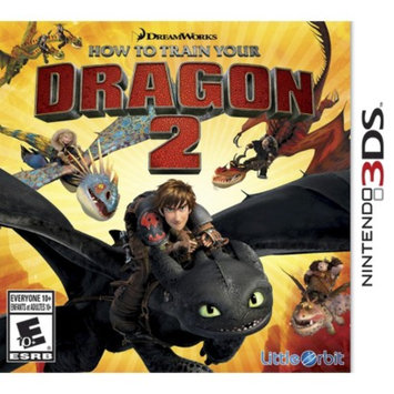Little Orbit DreamWorks How To Train Your Dragon 2 (Nintendo 3DS)