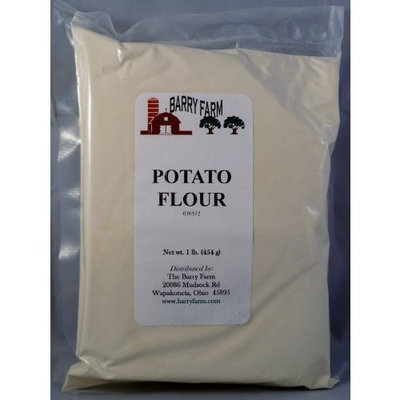 Barry Farm Potato Flour, 1 lb.