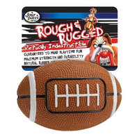 Four Paws Football with Bell, 4-Inch