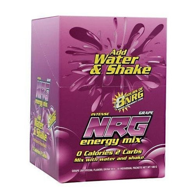 Epic Nutrition Intense NRG Energy Mix Grape 30-Count