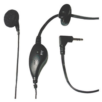 Garmin Earbud with PTT Microphone