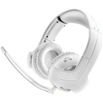 Thrustmaster Over-the-ear Wireless Headset - White (Xbox 360)