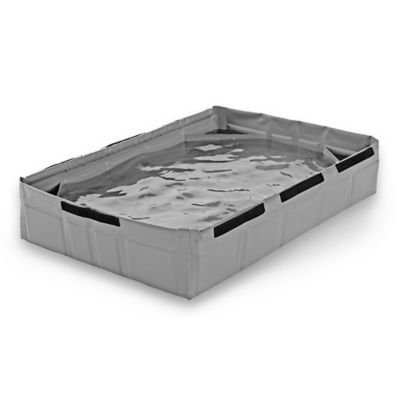 Kleinmetall 4x4 North America 50555040 Clever Tank - Gray Large