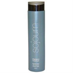 Shampoo Moisture by Sojourn for Unisex - 10.1 oz Shampoo