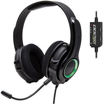 GamesterGear Cruiser XB200 2.0 Stereo Gaming Headset Headphone w/mic Black