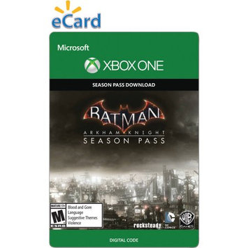 Incomm Xbox One Batman Arkham Knight Season Pass - $39.99 (email delivery)