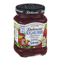 Dickinson's Sugar Free Strawberry Preserves