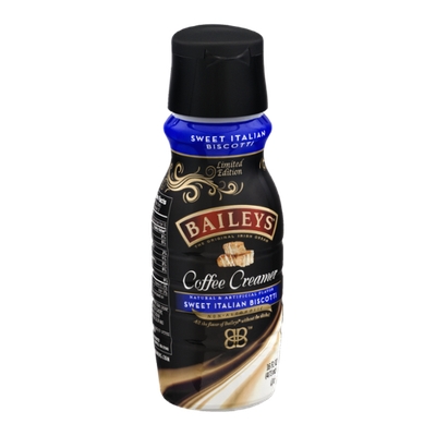 Baileys Coffee Creamer Sweet Italian Biscotti