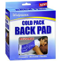 Walgreens Cold Pack Back Pad