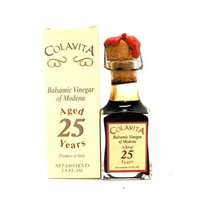Colavita 25-Year Balsamic Vinegar Condiment, 2.9-Ounces