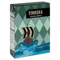 FINNSKA Licorice Bites, 7-Ounce Boxes (Pack of 12)