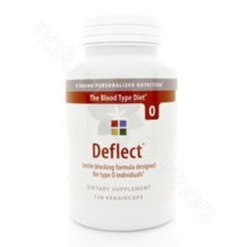 The Blood Type Diet D'Adamo Personalized Nutrition - Deflect Lectin Blocker (Type O) 120vc