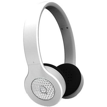 Club Electronics Qfx H201 Stereo Headphones W Mic White