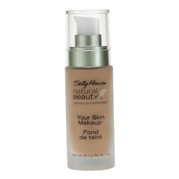Sally Hansen® Natural Beauty Your Skin Makeup, Inspired By Carmindy